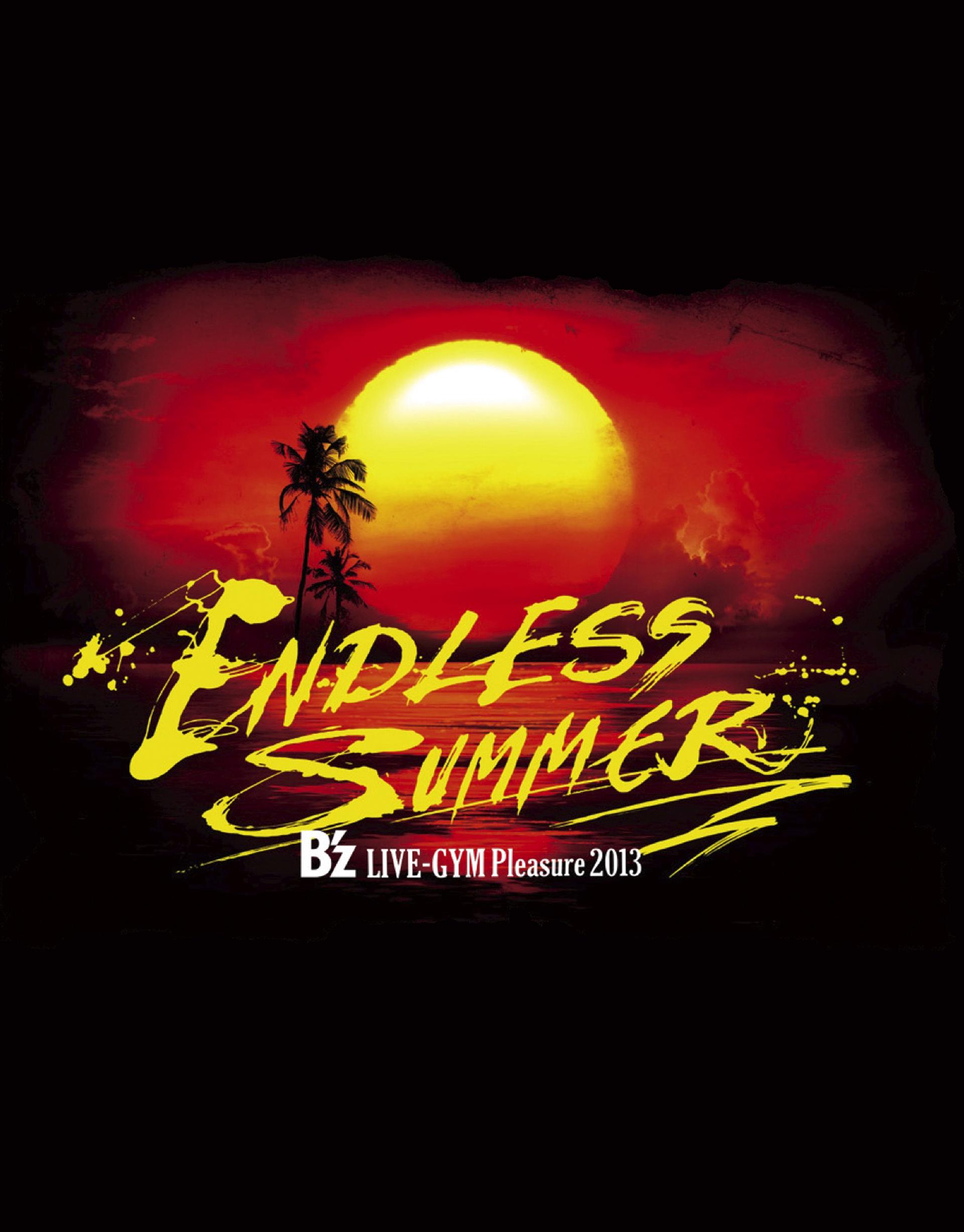 B'z LIVE-GYM Pleasure 2013 ENDLESS SUMMER