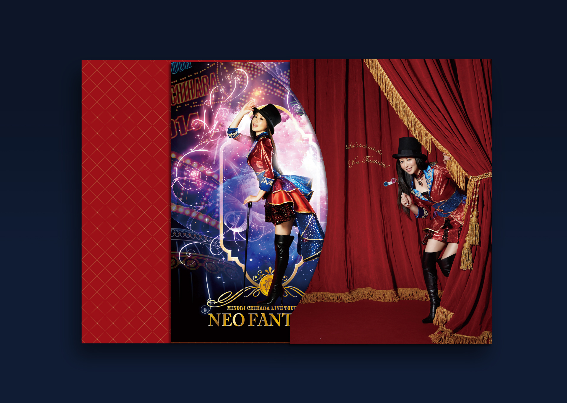 Minori Chihara Live Tour 2014 ~NEO FANTASIA~
