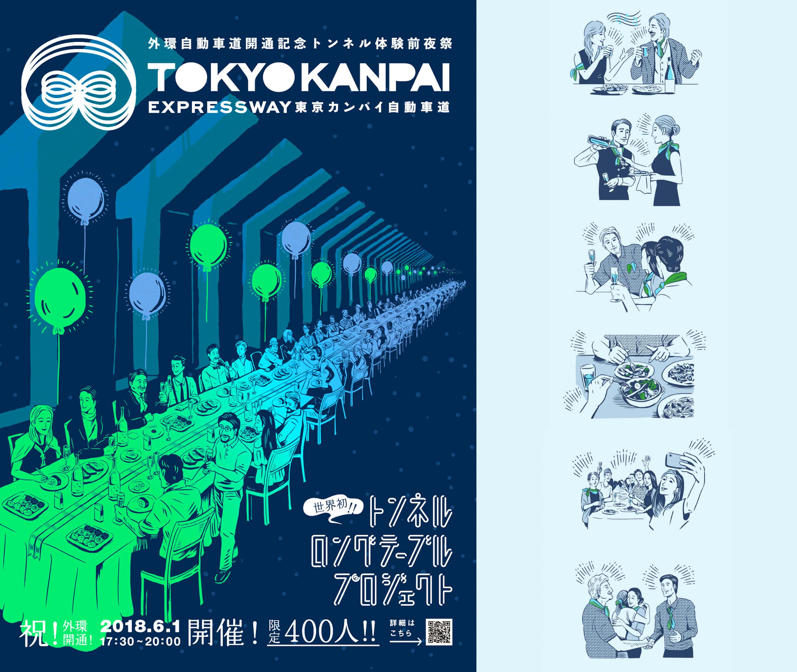 東京カンパイ自動車道